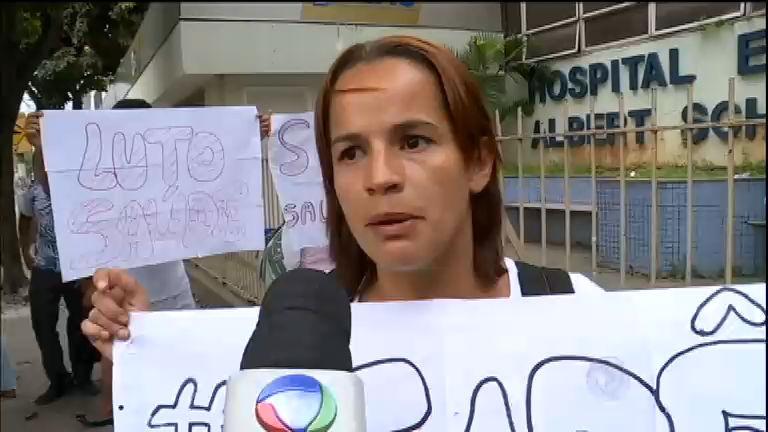 Crise financeira dos hospitais do RJ vira caso de polícia - Notícias ...