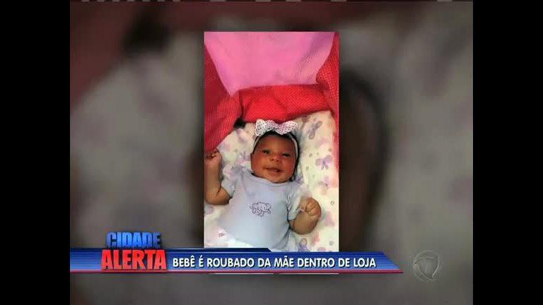 Bebê de um mês é roubado da mãe em Madureira, zona norte - Rio ...