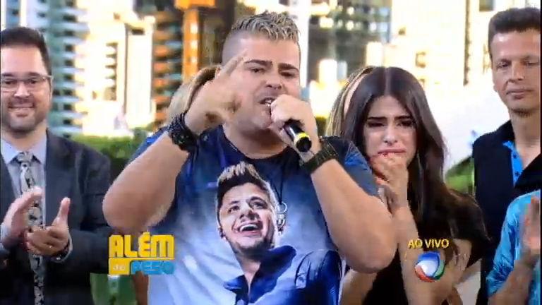 Final: Rafael Vannucci vence o Além do Peso e dedica vitória a ...