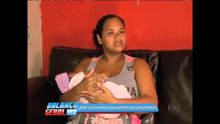 Bebê sequestrado em Madureira é encontrado em casa na zona norte