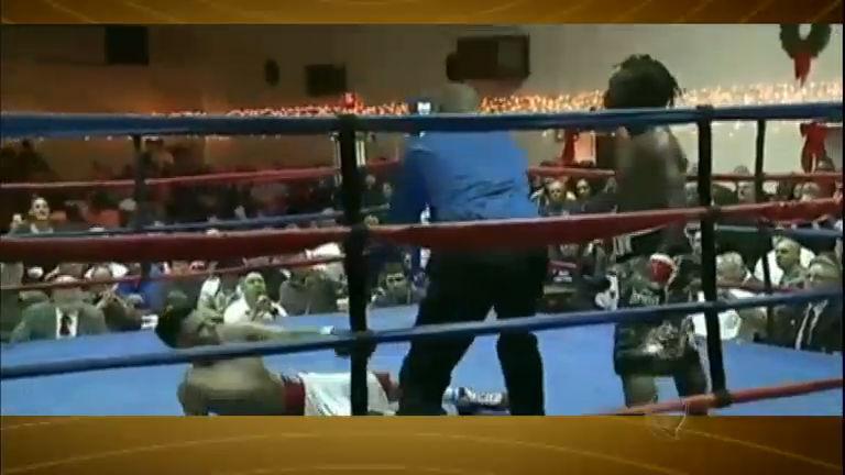 Boxeador de 19 anos morre após ser nocauteado - Notícias - R7 ...