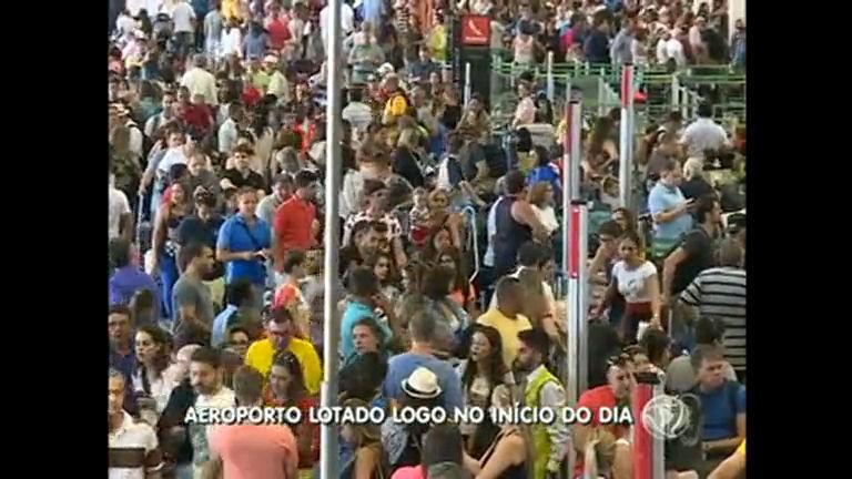 Aeroporto de Brasília tem dia movimentado no feriado de Natal ...