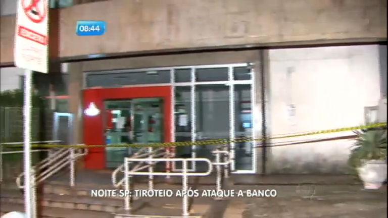 Policiais da Rota matam cinco suspeitos de assalto a banco em ...