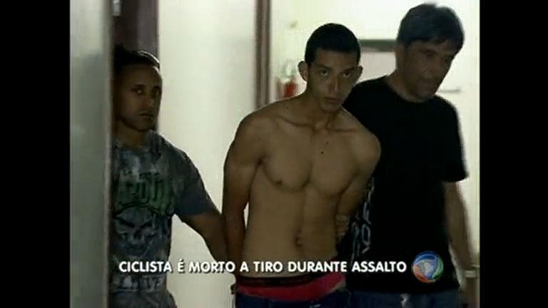 Preso homem acusado de matar ciclista no Recanto das Emas ...
