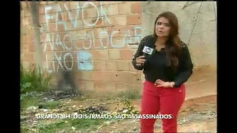 Irmãos são encontrados mortos em Ribeirão das Neves - Minas ...