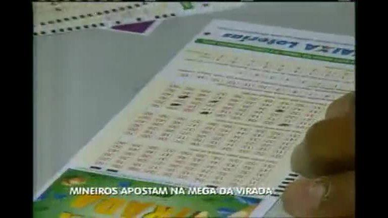 Belo-horizontinos sonham com o prêmio da Mega Sena da Virada ...