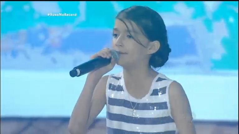 Talentos infantis soltam a voz e mostram talento de gente grande no ...