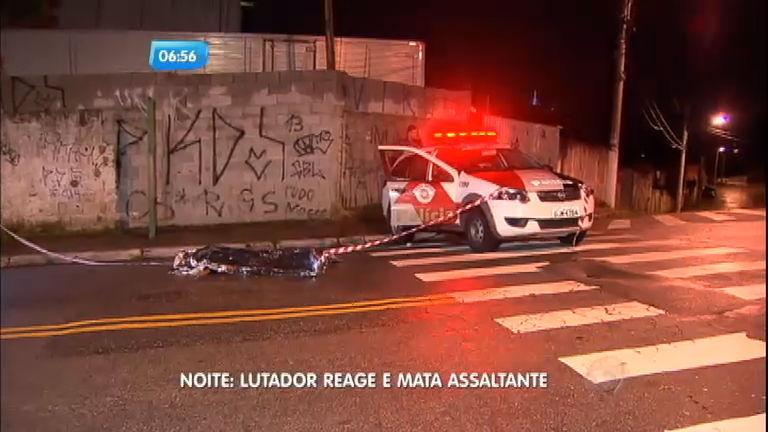 Lutador reage a assalto e mata bandido em Pirituba - Notícias - R7 ...