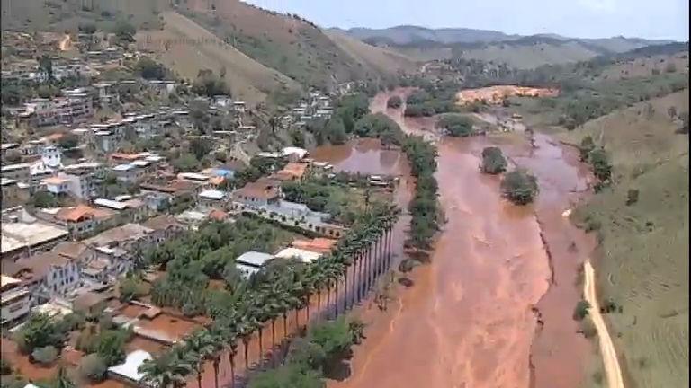 Retrospectiva 2015: rompimento de barragem destrói cidade e ...