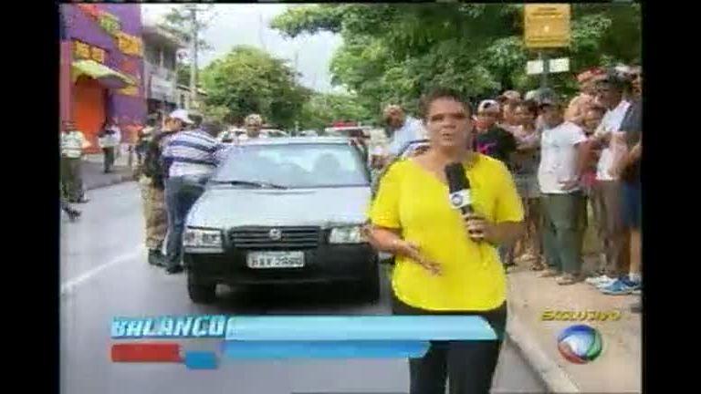Homem é morto com 14 tiros ao deixar presídio - Minas Gerais - R7 ...