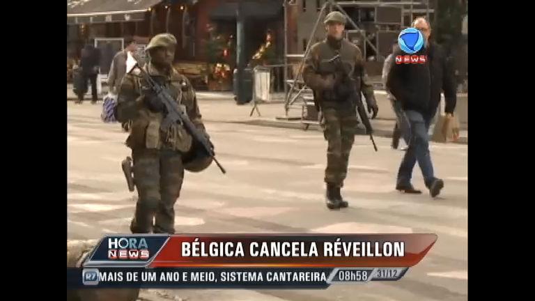 Bélgica cancela festa de Réveillon por temer ataques terroristas ...