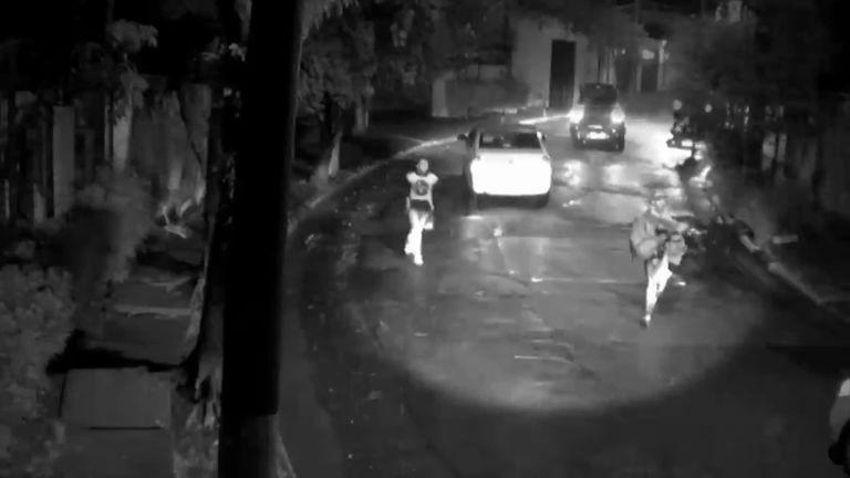 Domingo Espetacular mostra como agem os criminosos em bairro ...
