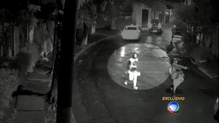 Domingo Espetacular mostra como agem criminosos em bairro ...