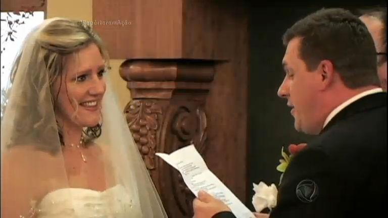 """Veja os flagrantes mais engraçados da hora do """"sim"""" nos casamentos"""