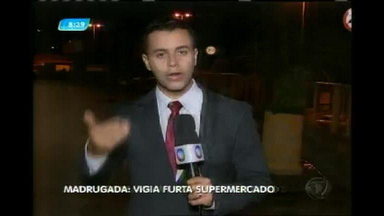 Funcionário é detido ao furtar supermercado em Sabará (MG ...