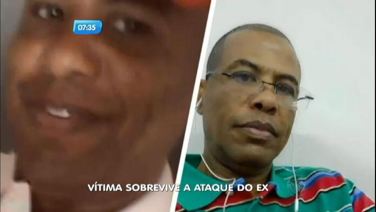 Homem está foragido depois de atacar a ex em Carapicuíba (SP ...