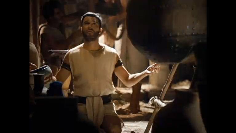 José do Egito está de volta na tela da Record - Rede Record