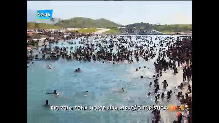 RIO 2016: piscinão criado para Olimpíadas tem feito alegria dos ...