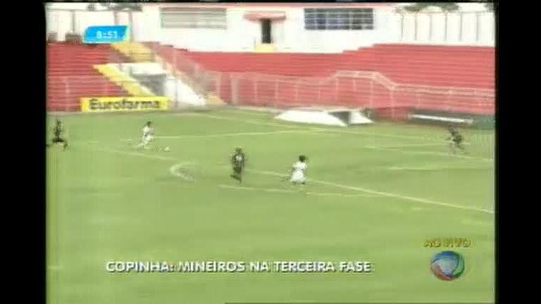 Cruzeiro e América seguem para a terceira fase da Copinha - Minas ...