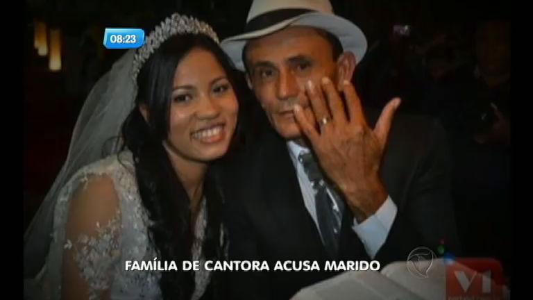 Família acusa marido de Stefhany Absoluta de mantê-la presa e ...