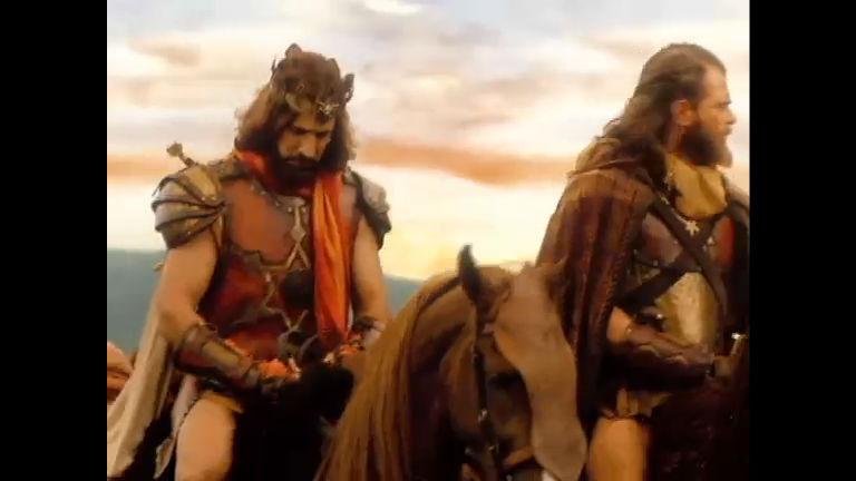 Rei Davi abandona Jerusalém e Israel tem novo rei - Record Play ...