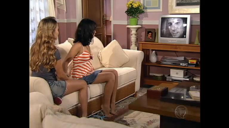 Janice e Raquel assistem a confissão de Lopo Jr. - Entretenimento ...
