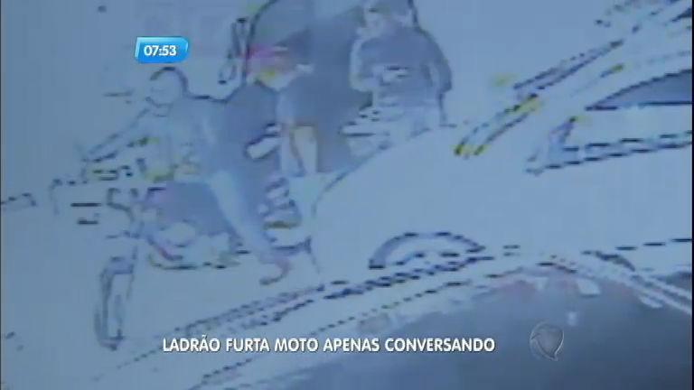 Homem sai para test drive e furta moto no interior de São Paulo ...