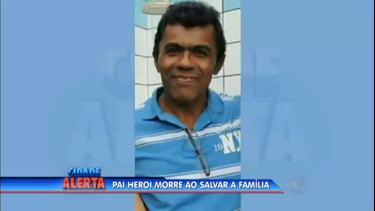 Pai herói: homem é morto durante assalto dentro de casa em ...