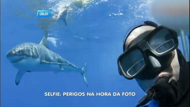 Vaidade perigosa: veja casos em que a selfie foi fatal - Notícias - R7 ...