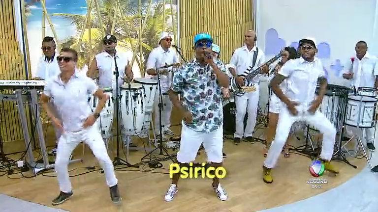 Psirico anima o Bom D+ deste sábado (16) - Bahia - R7 Bom Demais