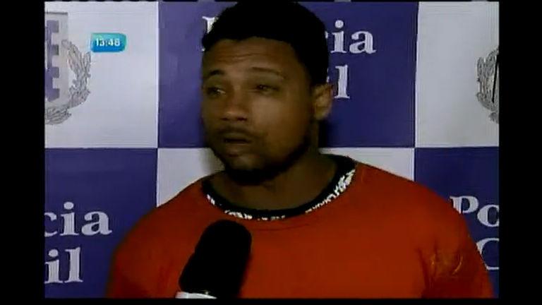 Homem confessa nove homicídios - Bahia - R7 Balanço Geral BA