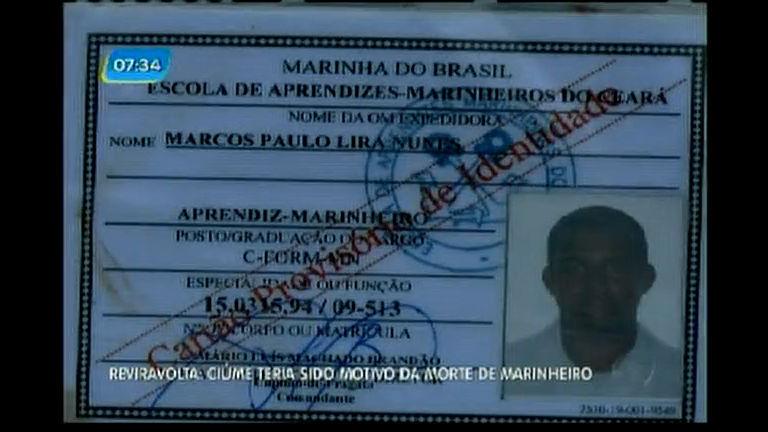 Reviravolta: ciúme teria sido motivo da morte de marinheiro - Bahia ...