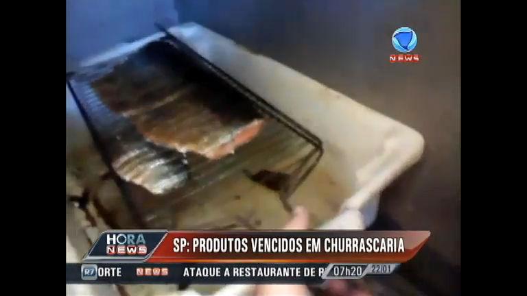 Guarda Municipal apreende produtos vencidos em churrascaria de ...