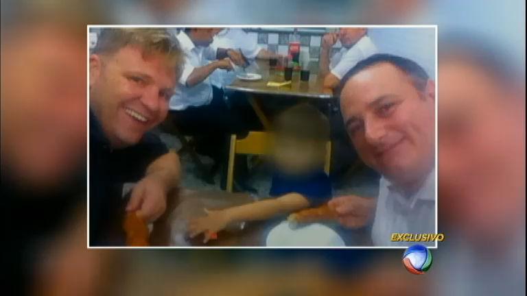 Brasileira acusa marido americano de sumir com o filho de casal ...