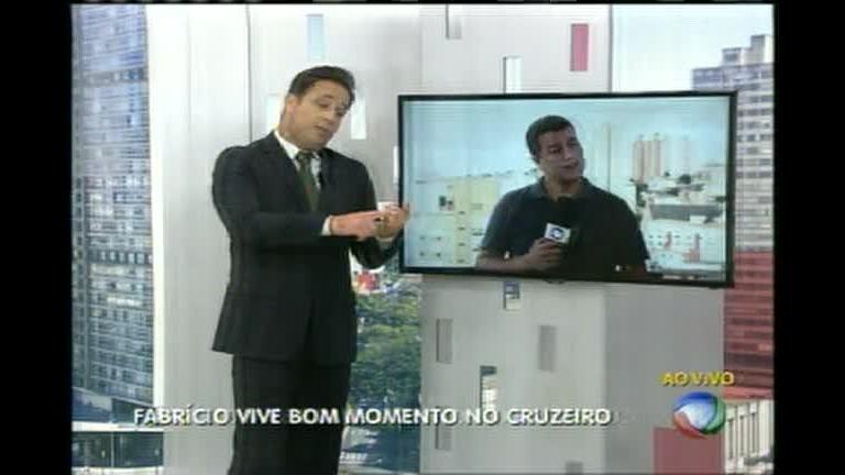 Balanço Geral MG Esporte: Ronaldinho escapa de desastre na Índia