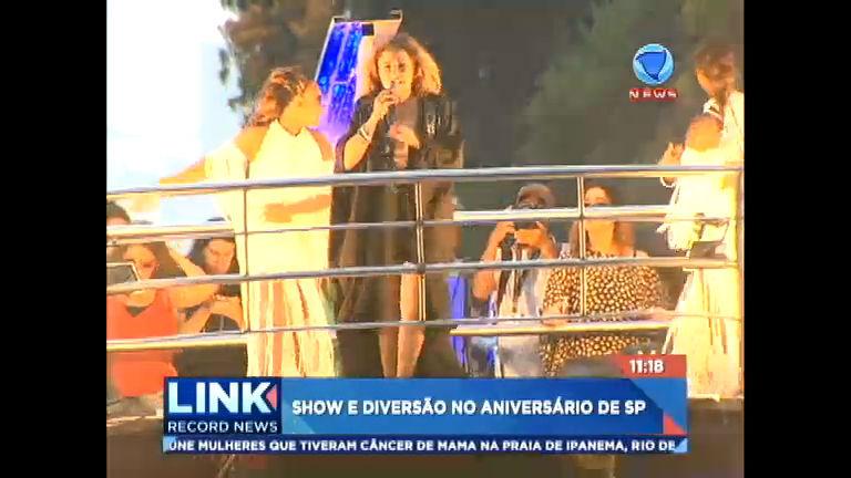 Daniela Mercury, Demônios da Garoa e Gilberto Gil animam ...