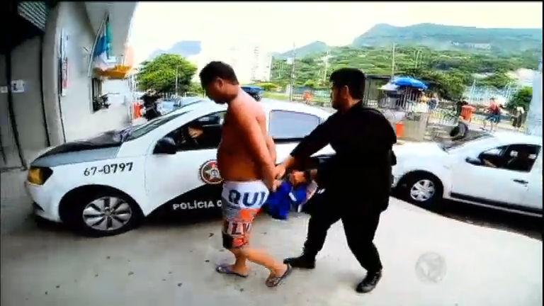 Polícia prende um dos maiores fornecedores de drogas da Rocinha ...