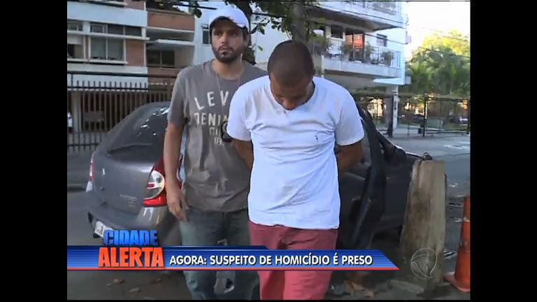 Homem suspeito de atear fogo na namorada é preso - Rio de ...