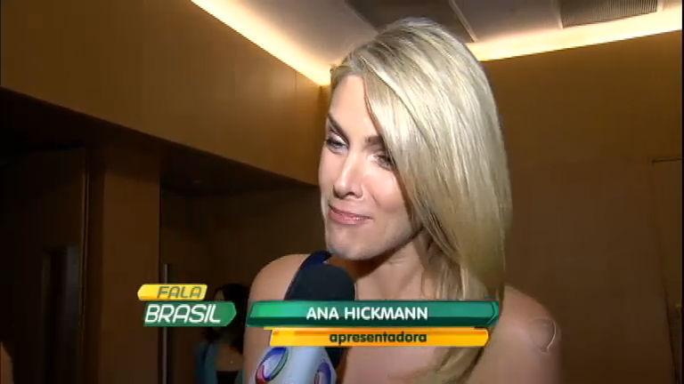 """""""Foi de perder fôlego"""", diz Ana Hickmann; veja o que famosos ..."""