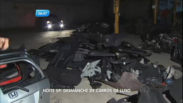 Polícia encontra desmanche de carros de luxo e prende dois ...