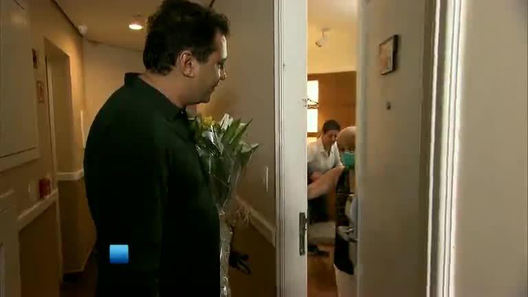 No Domingo Show deste domingo (31), Geraldo Luís visita a atriz ...