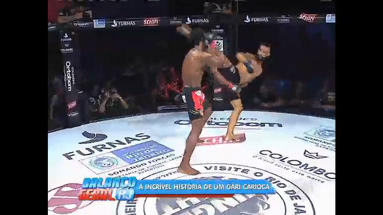 Finalista do Oscar do MMA, gari de Acari ganha passagem de avião ...