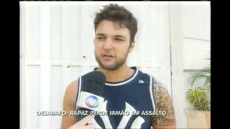 Assalto termina com jovem morto em Contagem - Minas Gerais - R7 ...
