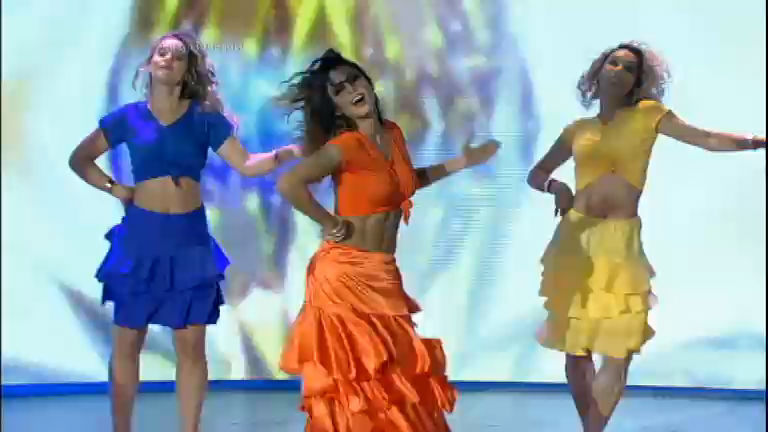Batalha de Dublagem: Alinne Rosa imita Shakira - Entretenimento ...