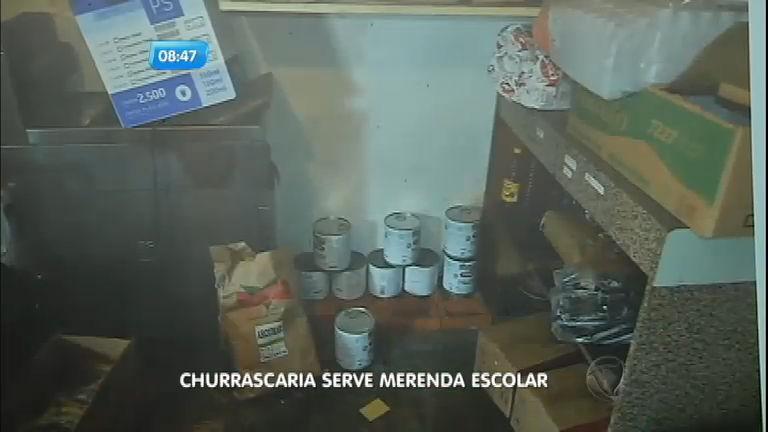 Alimentos destinados à merenda escolar são encontrados em ...