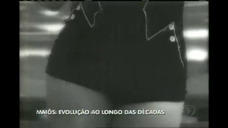 Tendencia do verão: maiôs voltam com tudo - Minas Gerais - R7 ...