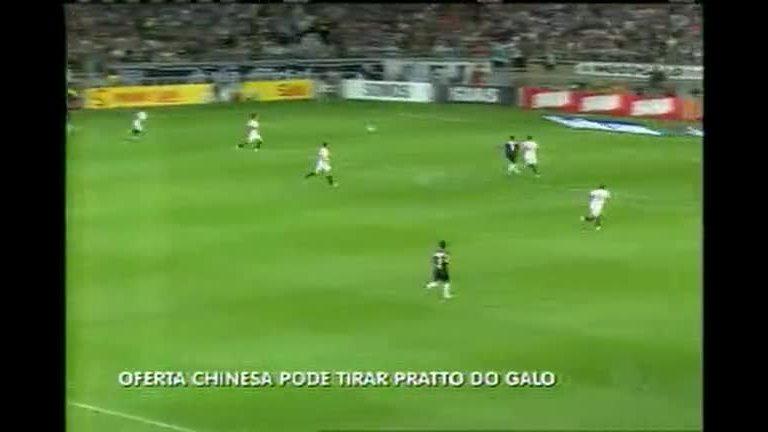 Balanço Geral MG Esporte: Oferta chinesa pode tirar Pratto do Galo ...
