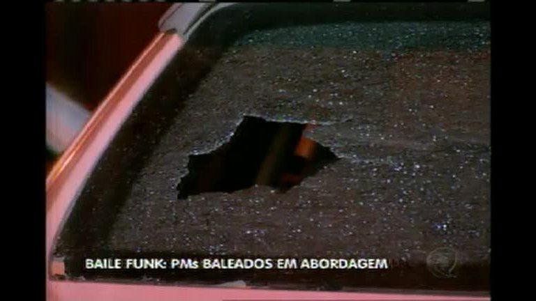 Baile funk: PMs baleados em abordagem em Betim - Minas Gerais ...