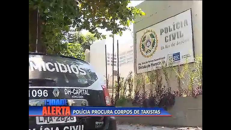Divisão de Homicídios prepara operação para resgatar corpos de ...