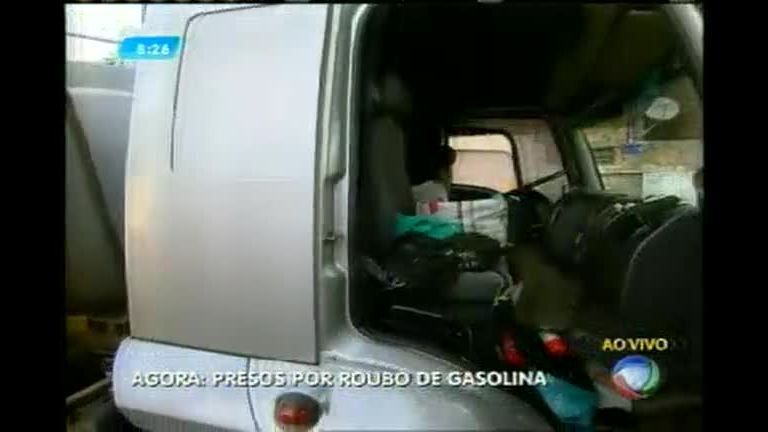Motorista é rendido e caminhão-tanque é roubado em BH - Minas ...